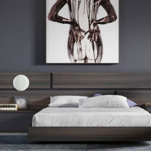 cama de dormitorio en Vigo y Pontevedra